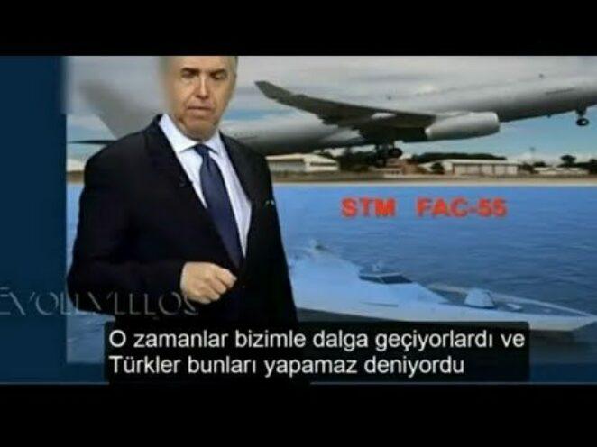 """Yunan Spiker: Fac-55 ve İstanbul Fırkateyninden Endişeleniyor… """"Savunma Sanayi"""""""