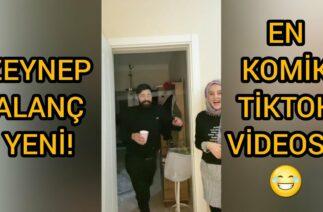Zeynep Alanç En Yeni Komik TikTok Videosu