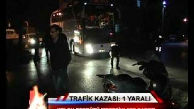 trafik kazası KANAL32 TV