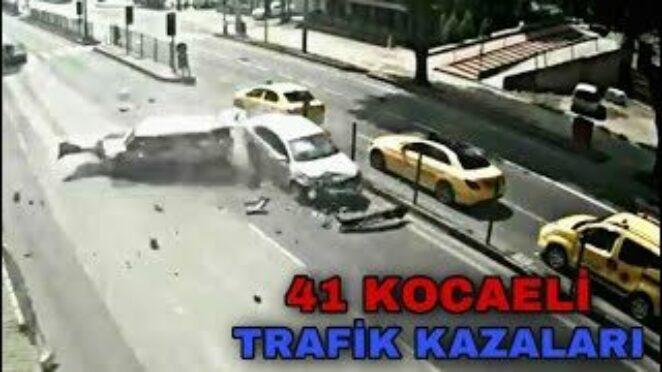 41 KOCAELİ – TRAFİK KAZALARI
