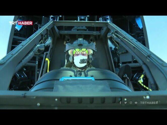 ATAK pilotları HAVELSAN ATAKSİM ile en zorlu senaryolara hazırlanıyor