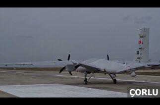 Akıncı PT-3, hızlı koşma testinde / 20 Mart 2021