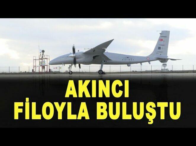 Akıncı TİHA'ya filo yolu göründü – Akıncı UAV prepares to join the Turkish fleet – Savunma Sanayi