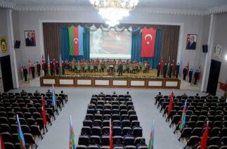 Azerbaycan, Mehmet Akif'i ve İstiklal Marşı'nı unutmadı
