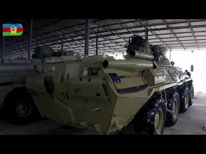 Azerbaycan Ordusu, 10 bin askerin katılımıyla tatbikata başladı