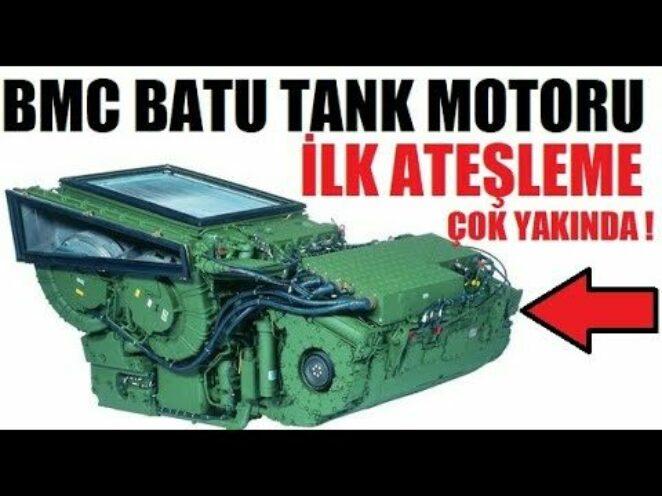 BMC BATU TANK MOTORU İLK KEZ ÇALIŞTIRILACAK ! NEFESLER TUTULDU TARİHİ TEST BEKLENİYOR !!