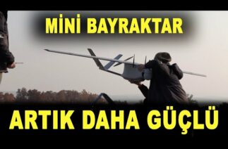 Baykar'dan yeni Mini Bayraktar İHA – The new mini Bayraktar UAV is more powerful – Savunma Sanayi