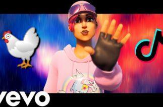 Chicken Wing EMOTE (Official Fortnite Music Video) TikTok