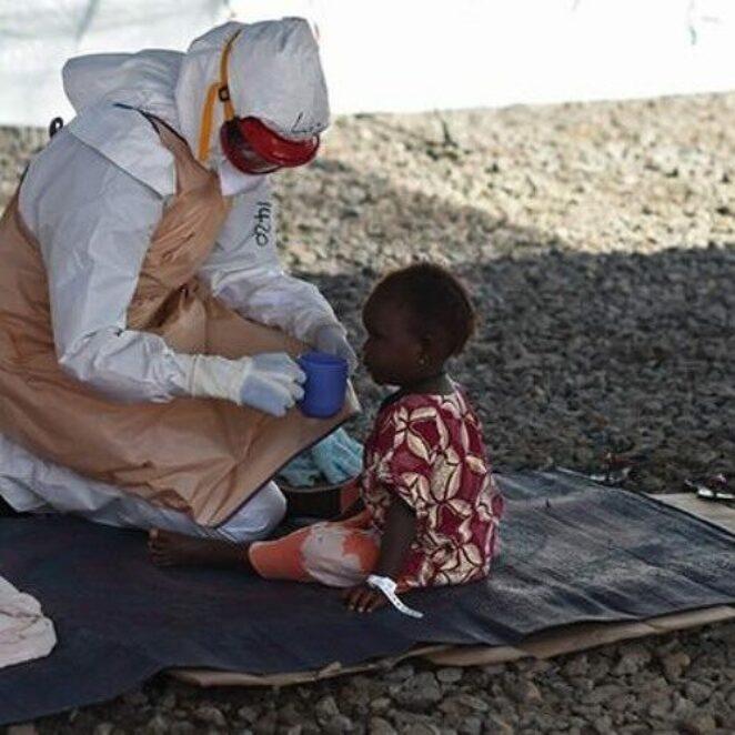 Ebola için temkinli iyimserlik