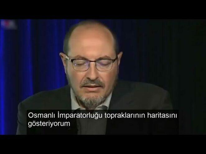İtalyan konuşmacı : Türkiye eşsiz bir millet ve Akdeniz'de yükselen bir güç !