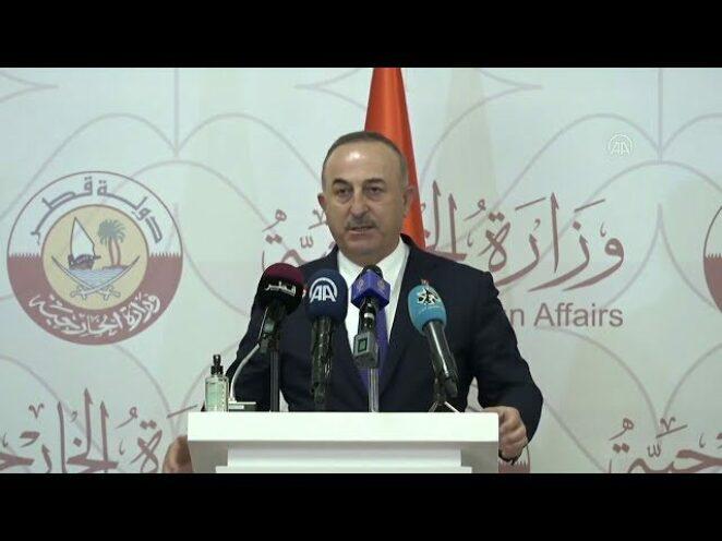 """Mevlüt Çavuşoğlu: """"Farklı kaynaklardan savunma sistemi alacağız"""""""