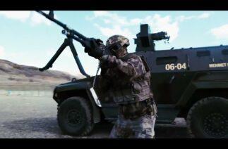 PMT-76/ 57A kalifikasyon testleri tamamlanarak göreve hazır hale geldi