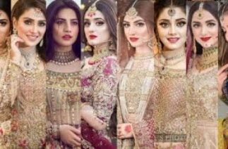Pakistani actresses bridal tiktok compilation 😍