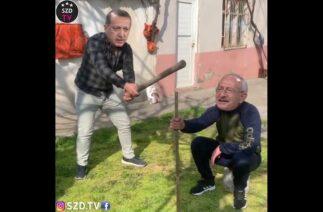 Recep Tayyip Erdoğan & Kemal kılıçdaroğlu Komik video 2021