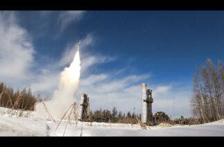 Rusya, S-400 hava savunma füze sistemini test etti