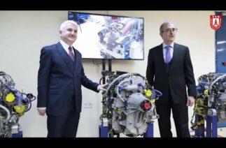 SSB Başkanı İsmail Demir, Eskişehir'de TEI'yi ve diğer savunma sanayii firmalarını ziyaret etti