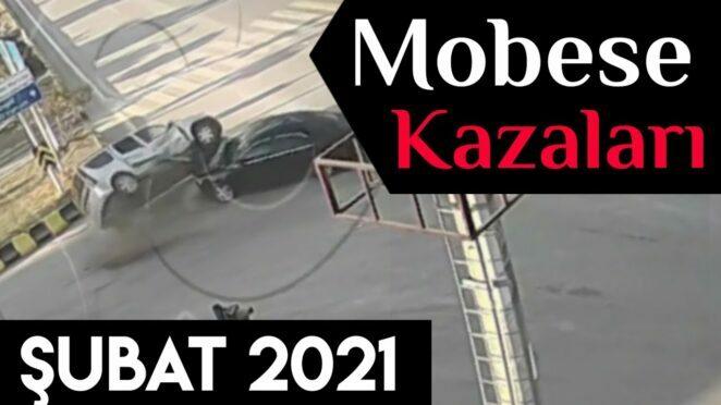 ŞUBAT 2021 TRAFİK KAZALARI // MOBESE