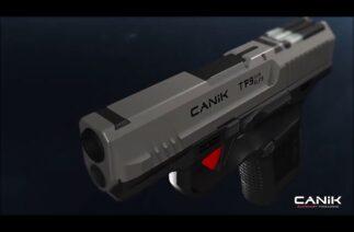 Samsun Yurt Savunma bu yıl ürettiği TP9 Sub Elite CAS ile yılın tabancası ödülünü hedefliyor