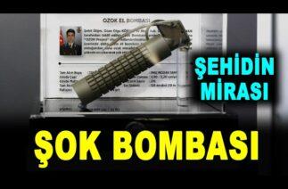 Şehit asker tasarladı: OZOK el bombası – Martyr soldier designed: OZOK hand grenade – Savunma Sanayi
