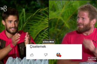 Survivor Anlat Bakalım Komik Anlar   Once Said