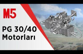 TEI'nin Yeni Havacılık Motorları: PG30 ve PG40
