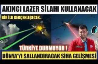 TÜRK SAVUNMA SANAYİ LAZER SİLAHI