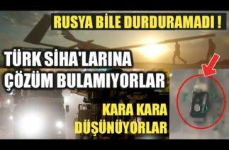 TÜRK SİHA'LARI DÜNYADA GÜNDEMDEN DÜŞMÜYOR / SAVUNMA SANAYİ