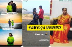 yoga special moments || Ramyoga || TIKTOK COUPLES
