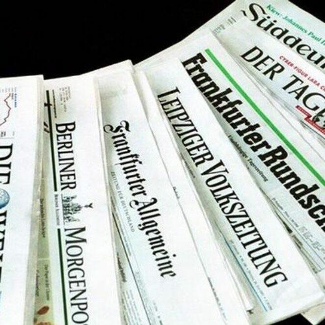 26.11.2014 – Alman basınından özetler