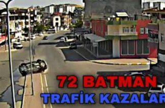 72 BATMAN – TRAFİK KAZALARI