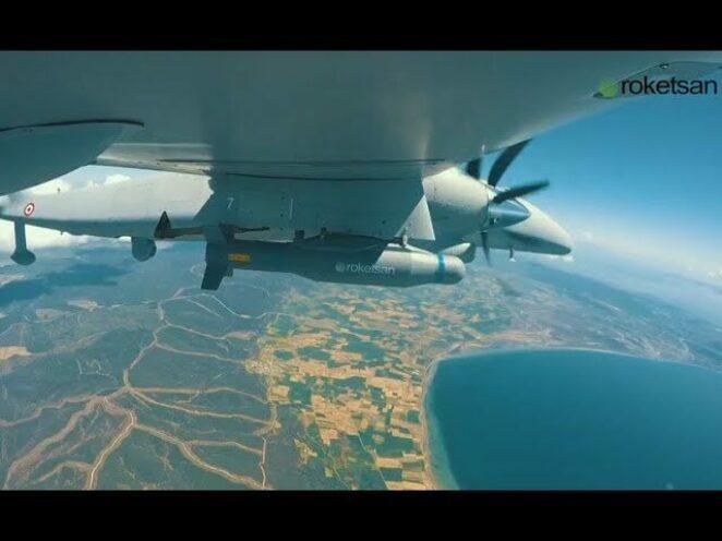 AKINCI ilk atışını yeni mühimmat MAM-T ile gerçekleştirdi! – Savunma Sanayi