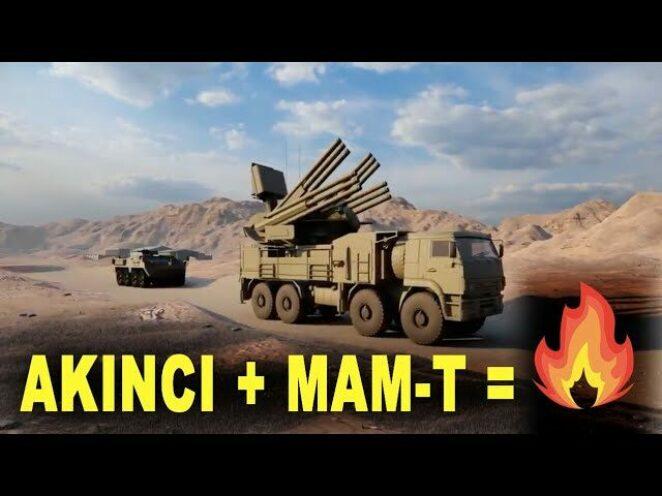 Akıncı TİHA ve MAM-T ile Bayraktar TB2 yanıtı: 🔥 Rus Pantsir 🔥 – Savunma Sanayi – LANCET