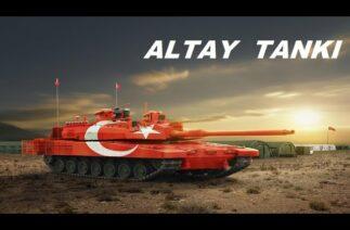Altay Tankı Türk Savunma Sanayi Slahları