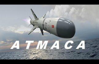 Atmaca Füzesi Türk Savunma Sanayi Silahları
