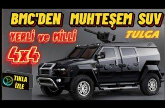 BMC Üretti Türkiye'nin yeni SUV aracı I Turkey's new SUV I Savunma Sanayi Gelişmeleri