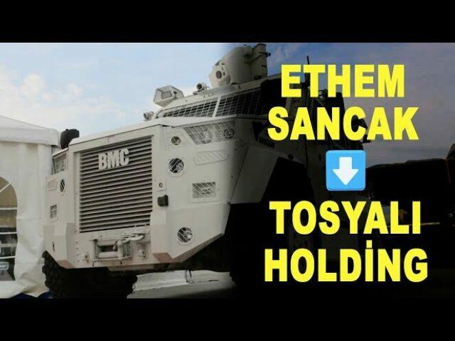 BMC hisseleri için pazarlık – Ethem Sancak – Tosyalı Holding – Savunma Sanayi