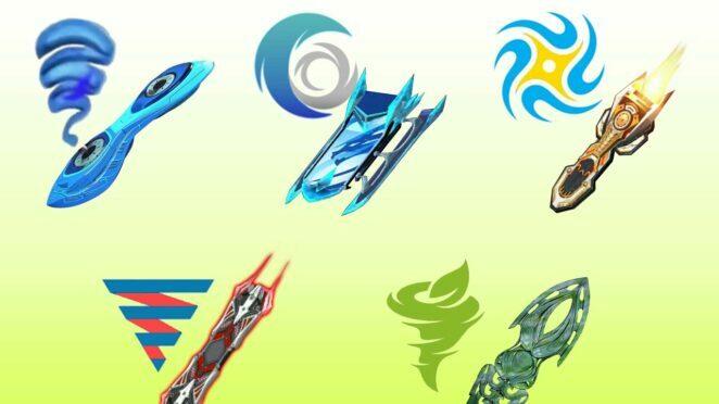 Boboiboy Fusion for Wind Element: Fan-art untuk Komik Boboiboy Galaxy Musim 2