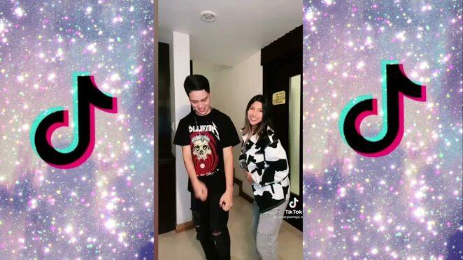 Cesar Pantoja nuevos tiktok/recopilación de tendencias y bailes 2021/cesar y Katia son novios?