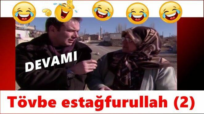 Gülmek garanti 😂😂 Kocası ölen komik kadın video-2 (DEVAMI) (Şoray Uzun Yolda)