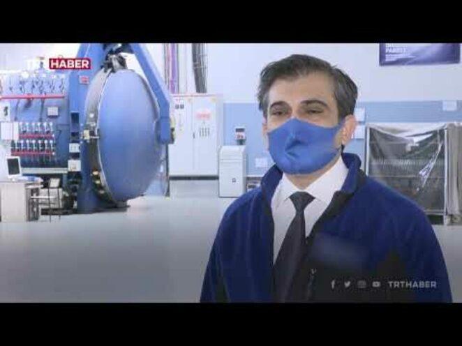 Güvenlik güçlerini Ankara'da üretilen seramik balistik zırh koruyor