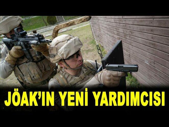 JÖAK'ın kalkanına Türk mühendisi güç verdi – Savunma Sanayi – BALA KTS-14 Kalkan Taşıma Sistemi