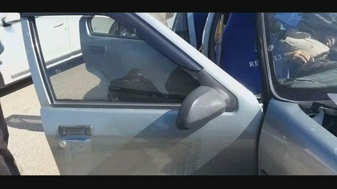 Keskin'de Trafik Kazası