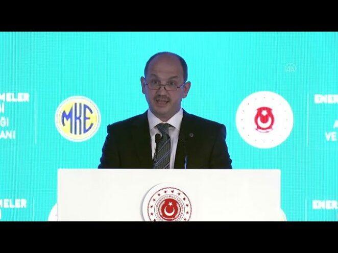 MKEK Genel Müdürü Akdere: 'Savunma sanayi alanında dışa bağımlılığı bitiren projelerden biri'