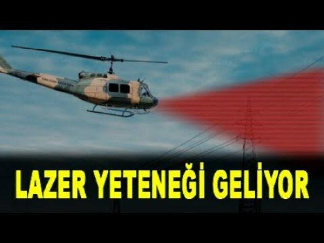 Milli Helikopter Engel Tespit Sistemi sona geldi – HETS – Savunma Sanayi – Meteksan Savunma