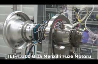 Milli TEI-TJ300 Turbojet Motoru Dünya Rekoru kırdı! – Savunma Sanayi