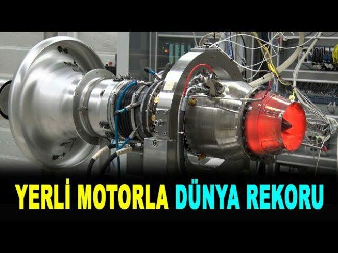 Milli füze motoru TJ300 rekor güce çıktı – TEI-TJ300 – Savunma Sanayi – ROKETSAN – TÜBİTAK