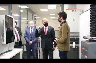 Savunma Sanayi Başkanı Prof. Dr. İsmail Demir'den Ankara 1. OSB'ye ziyaret