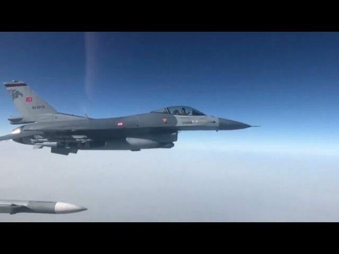 TSK, terör hedeflerini havadan ve karadan vuruyor