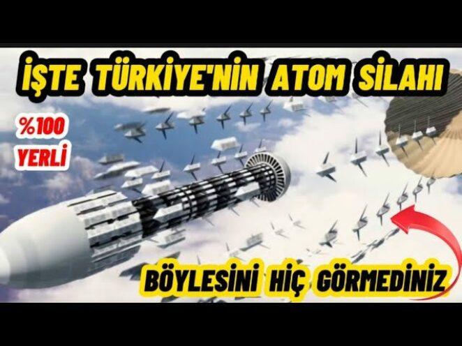 TÜRKİYE'NİN ATOM Silahı – Türk Savunma Sanayi Gelişmeleri