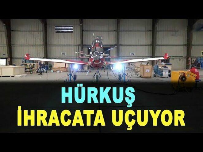 TUSAŞ'tan ilk uçak ihracatı: HÜRKUŞ – HÜRKUŞ aircraft will make its first export – Savunma Sanayi